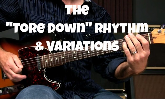 The Tore Down Rhythm & Variations