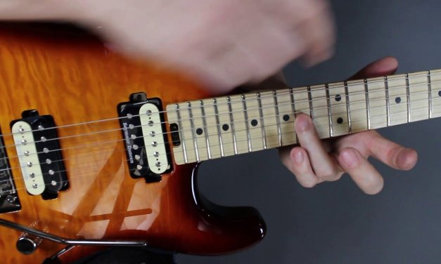 Improvise today using this easy method – Guitar mastery lesson