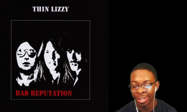 Thin Lizzy-Bad Reputation Reaction
