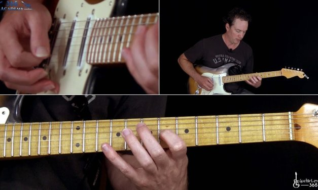 Monkey Wrench Guitar Lesson – Foo Fighters
