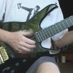 Washburn Status Bass Guitar Repair