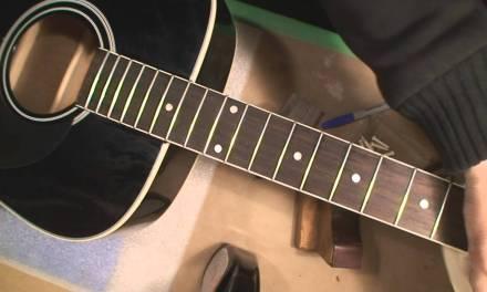 Jasmine by Takamine Acoustic Guitar Repair