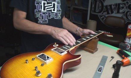 Gibson Les Paul Has The Blues
