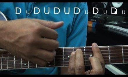 Kaun Hai Jo Sapno Mein –  Guitar Lesson – Pawan