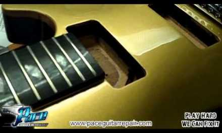 Pace Guitar Repair Line 6 James Tyler Variax (Pickup Change)