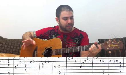 Fingerstyle Tutorial: Godfather Theme – Guitar Lesson w/ TAB
