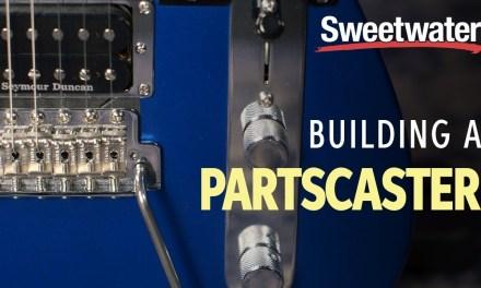 Building a Partscaster