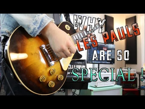 What Makes A Les Paul So Special