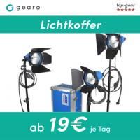 Lichtkoffer - Video Tipps
