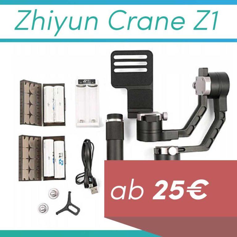 Zhiyun-Crane-Z1