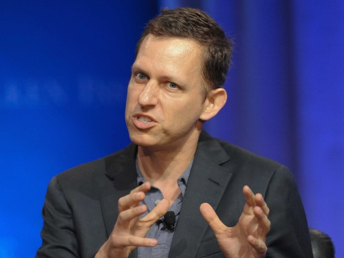 Is Peter Thiel trying to erase his critics from the internet?