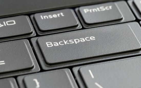 Google Chrome and the backspace debate