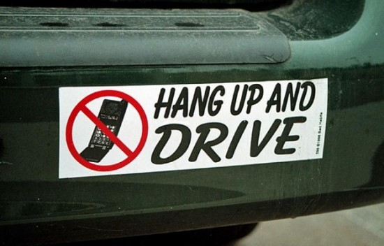 California seriously cracks down on cell phones in cars