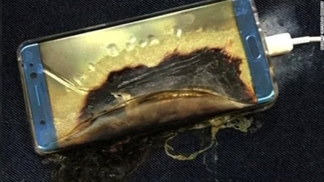 Samsung to start reselling the explosive Note 7