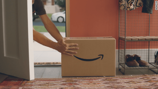 Amazon wants you to pay for the privilege of receiving your order