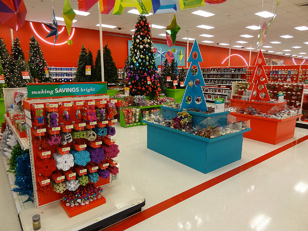 Target to put the brakes on Christmas