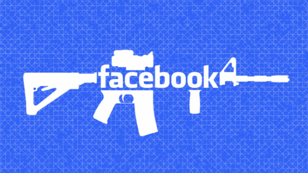 Gun trade alive and well on Facebook