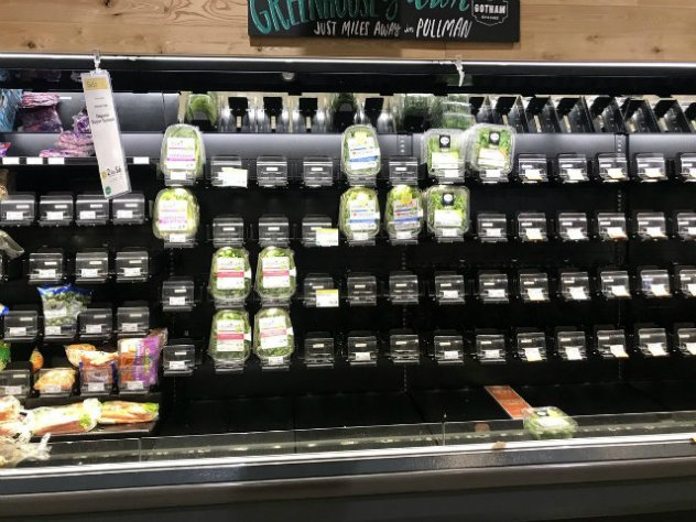 Whole Foods has less foods in more stores lately