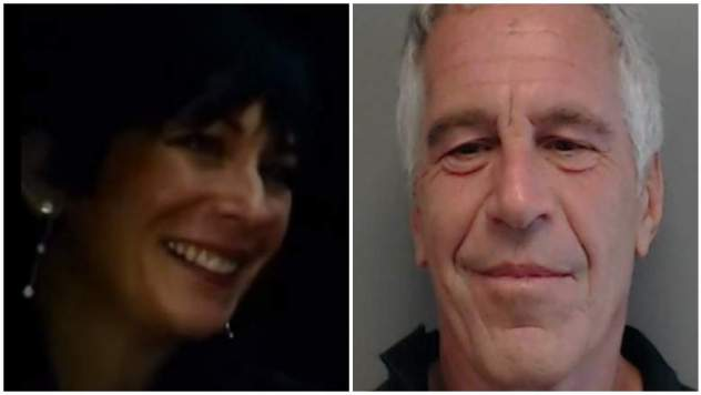Who is the John Doe trying to stop the release of the Jeffery Epstein documents?