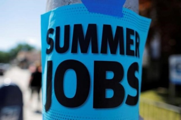 Summer is scam season for jobs!