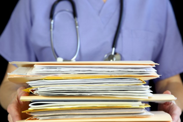 Did a major hospital expose medical records to Google?