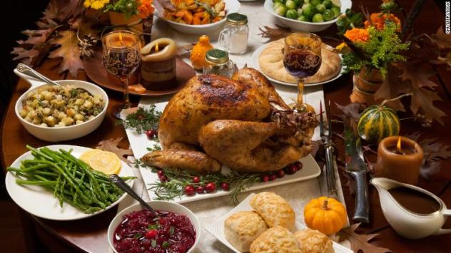 Some tips to have a safe and happy Thanksgiving