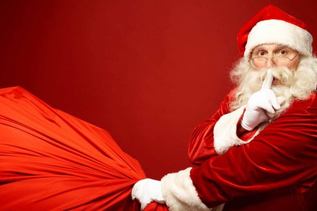 Scam disguises itself as 'Secret Santa' program