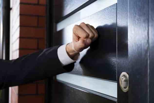 It's door-to-door scam season