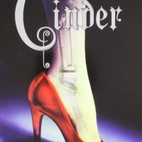Fantasy Friday – Cinder by Marissa Meyer
