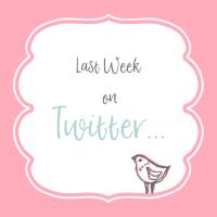 Last Week on Twitter…