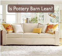 Is Pottery Barn Lean?  Gemba Academy