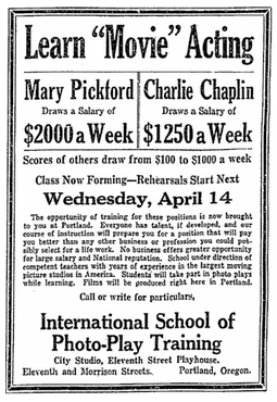 Researching Kids with Vintage Newspaper Ads of 100 Years Ago