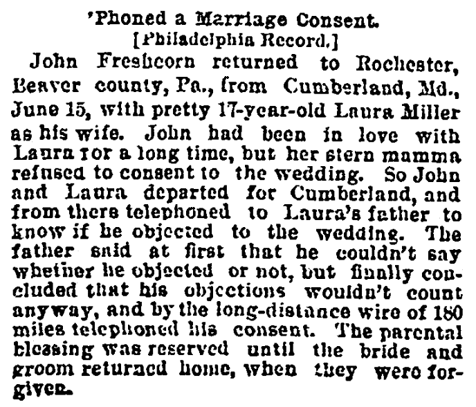 Genealogy 101: #16 Marriage Records