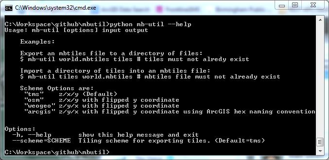 Cutting Tiles for ArcGIS Server Using TileMill – geoMusings
