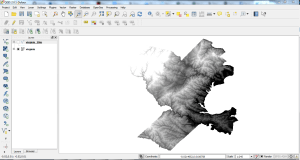 Using Virtual Rasters to Generate Contours in QGIS – geoMusings