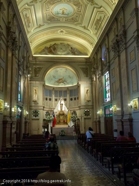 171112 サンティアゴ大聖堂のマリア様
