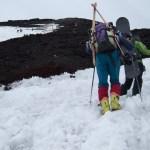 富士山滑降、祝世界遺産登録。~富士山