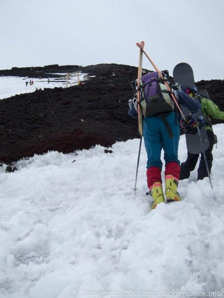 富士山八合5尺