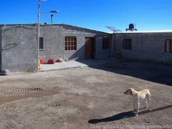 130904アタカマ砂漠、サン・フアンの塩のホテル1