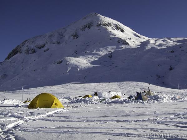 111126立山スキー・サイト場と浄土山