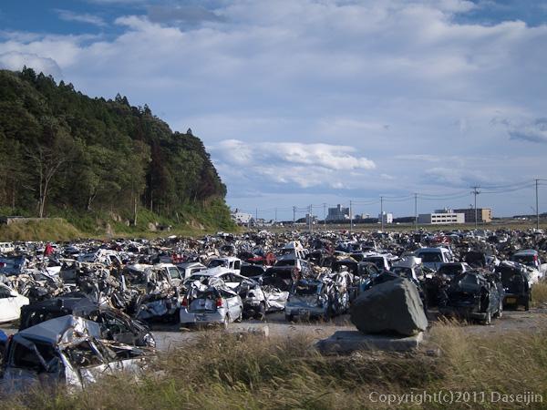 111001陸前高田の最初の風景