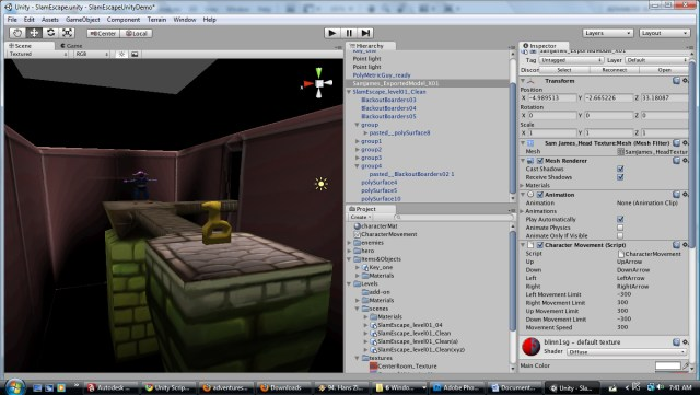 ScreenShot_Unity_SlamEscape