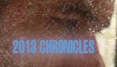 2013 Chronicles: Sept 8 – 12th