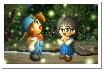 Maria's Firefly Night Picture - Harvest Moon 64