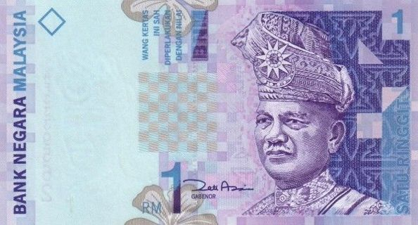 A Brief History of the Malaysian Ringgit