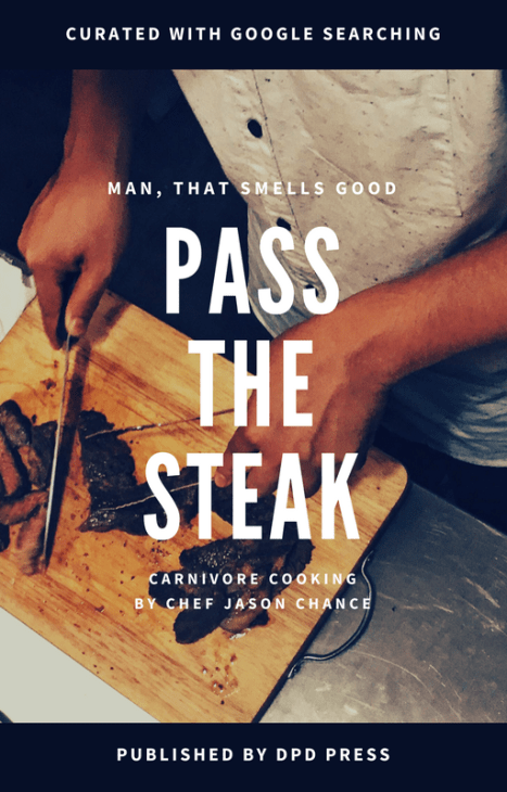 Pass The Steak Ebook Cover