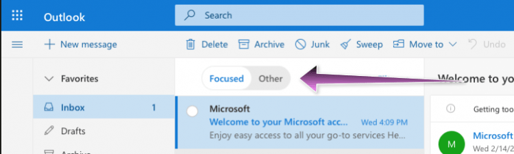 Outlook.com's Silly New Inbox and Customer Emails