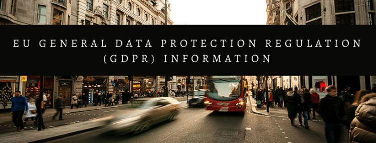 GDPR Compliance Information for DPD