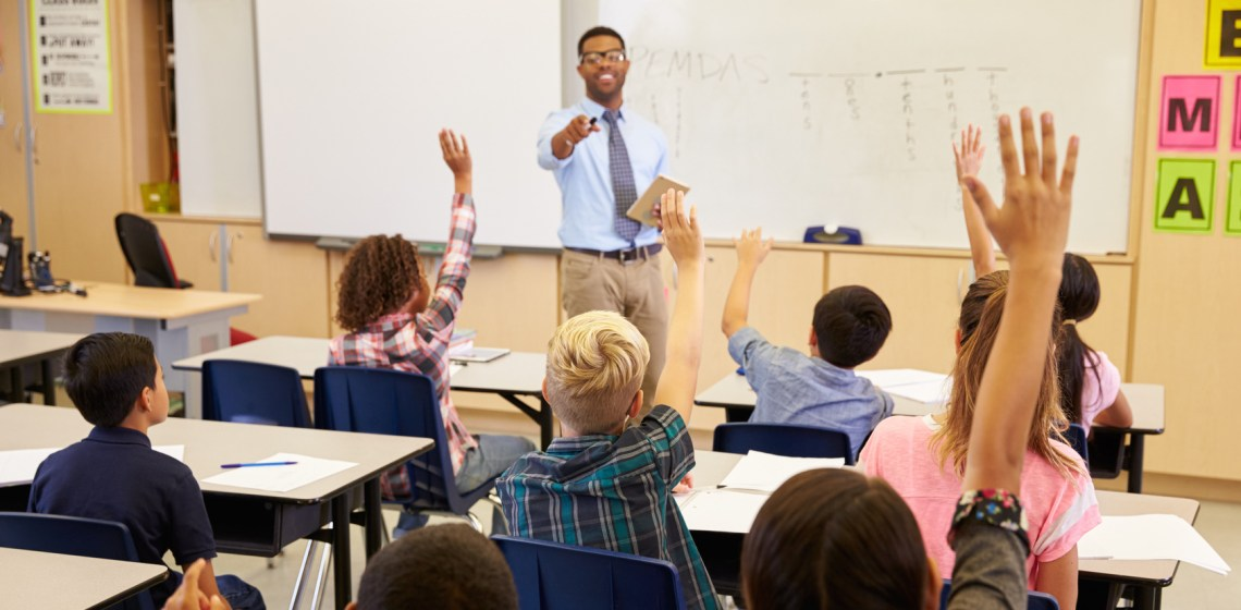 Teachers and grant writing