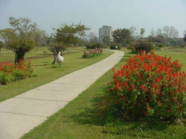 Leisure Valley - Top Running tracks in delhi ncr